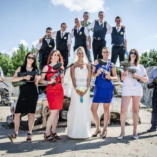 egyedi esküvői fotózás