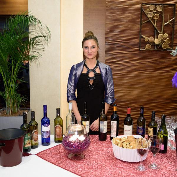 Olasz borok kóstolója