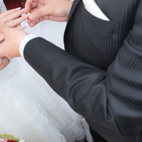 esküvői ceremónia