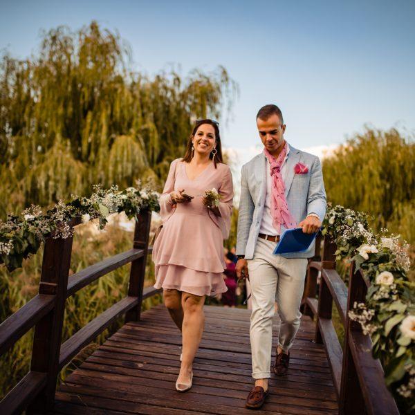 Detty és Geri esküvője